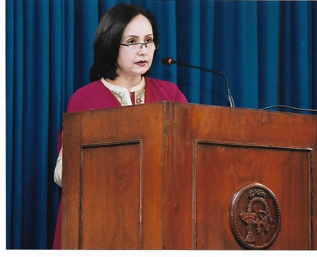 FG POSTGRADUATE COLLEGE FOR WOMEN   KASHMIR ROAD RAWALPINDI